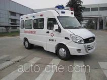 Iveco NJ5045XJHD2D ambulance