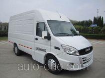 Iveco NJ5045XXY3D box van truck