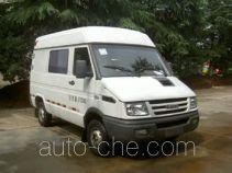 Iveco NJ5045XXYQ2A-1 box van truck