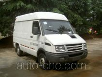 Iveco NJ5045XXYQA box van truck