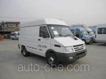 Iveco NJ5045XXYQZA box van truck