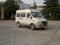 Iveco NJ5045XJCNY4 drug testing vehicle