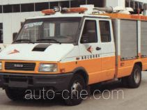 Changda NJ5046TQX3 emergency vehicle