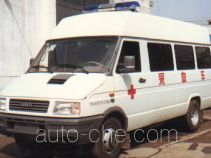 Iveco NJ5046XCX2 blood collection medical vehicle