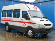 Iveco NJ5046XJHN ambulance