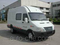 Iveco NJ5046XXY4N4 van truck