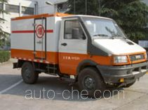 Iveco NJ5046XXYLS van truck