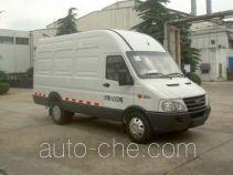 Iveco NJ5046XXYN4 van truck