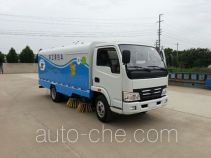 Yuejin NJ5047TSLEV electric street sweeper truck