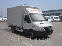 Iveco NJ5047XXYLN4 van truck