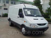 Changda NJ5048XBW3 insulated box van truck