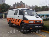 畅达牌NJ5048XDW5G型流动服务车