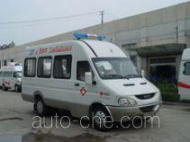 Changda NJ5048XJH3 medical treatment ambulance