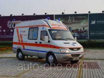 Changda NJ5048XJH39 medical treatment ambulance