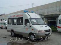 畅达牌NJ5048XJH4型救护车