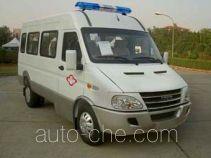 畅达牌NJ5048XJH47型救护车