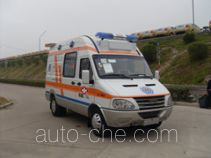 Changda NJ5048XJH47B ambulance
