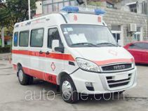 Changda NJ5048XJH47D1 ambulance