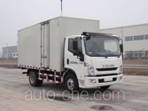 Changda NJ5048XXY4C box van truck