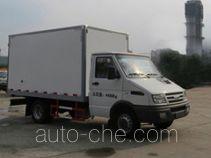 Changda NJ5048XXY4F box van truck