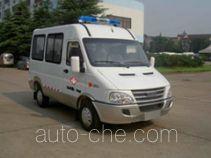 畅达牌NJ5049XJH4B型救护车