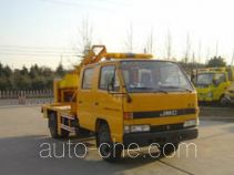 Changda NJ5050TQX highway guardrail repair truck