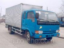 Yuejin NJ5050XXY-HDALW box van truck