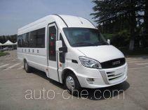 依维柯牌NJ5054XDWKD型流动服务车