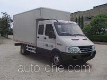 Iveco NJ5054XXYL2C box van truck