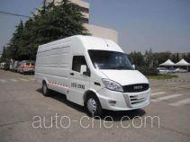 Iveco NJ5055XXYD box van truck