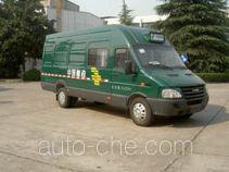 Iveco NJ5056XYZ3N4 postal van truck