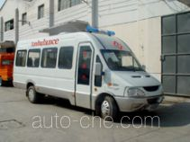 Changda NJ5058XJH medical treatment ambulance