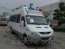 Changda NJ5058XTX3 satellite communication vehicle