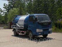 Changda NJ5060GXW sewage suction truck