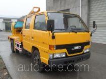 Changda NJ5060TQX guardrail and fence repair truck