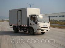 Yuejin NJ5061XXYZFDCMZ box van truck