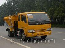 Changda NJ5070ZWN4 sludge transport truck