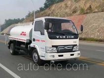 Yuejin NJ5071GSSDBFT sprinkler machine (water tank truck)