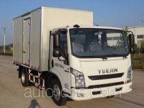Yuejin NJ5071XXYZFDCWZ1 box van truck