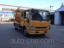 Changda NJ5072ZWX sludge dump truck