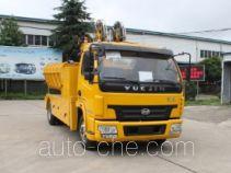 Changda NJ5073ZLJ garbage truck