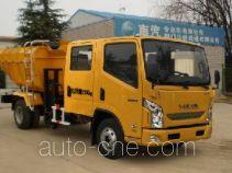 Changda NJ5075ZZZ self-loading garbage truck