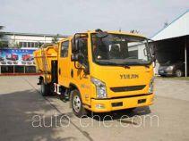 Changda self-loading garbage truck
