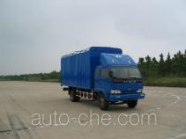 Yuejin NJ5080P-DYW soft top box van truck