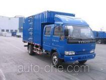 Yuejin NJ5080XXYDCFS4 box van truck