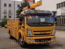 Changda NJ5080ZZD grab garbage truck