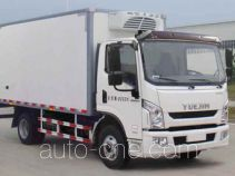 Yuejin NJ5081XLCZFDCWZ refrigerated truck