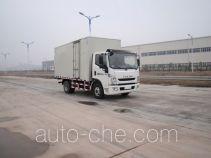 Yuejin NJ5081XXYZFDCWZ box van truck