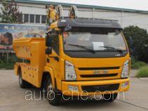 Changda NJ5081ZZD grab garbage truck