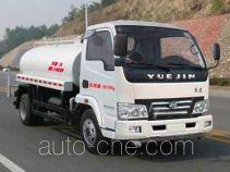 Yuejin NJ5082GSSDBFT sprinkler machine (water tank truck)